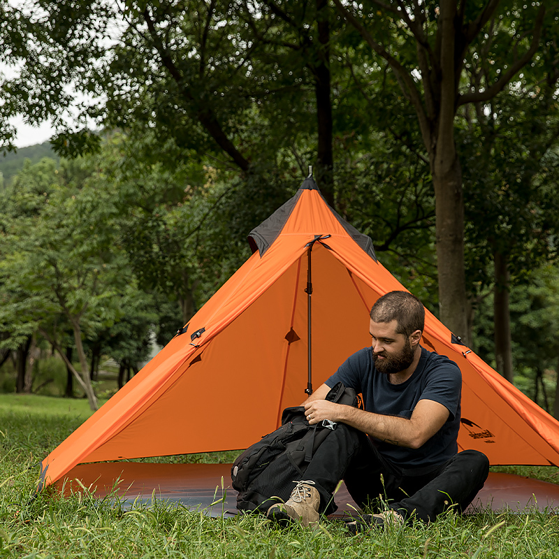 NatureHike 2017 New Ultralight minaret Awning Canopy Tent outdoor hiking climbing double rainproof c&ing Tent-in Tents from Sports u0026 Entertainment on ... & NatureHike 2017 New Ultralight minaret Awning Canopy Tent outdoor ...