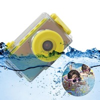 2.0 Inch 8MP 1080P Mini Camera Digital Camera for Kids Cute Multi function Toy Camera Children for Underwater Shooting