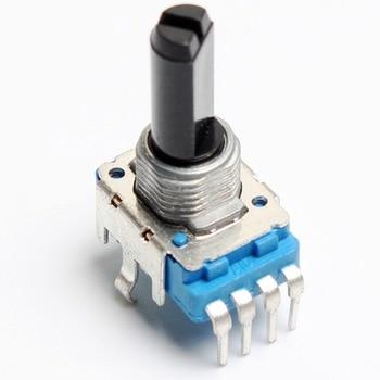 4 - Pin  Volume Control Rotary Potentiometer 103 B10K 1K 5K 50K 100K israel pe30 4 7k potentiometer