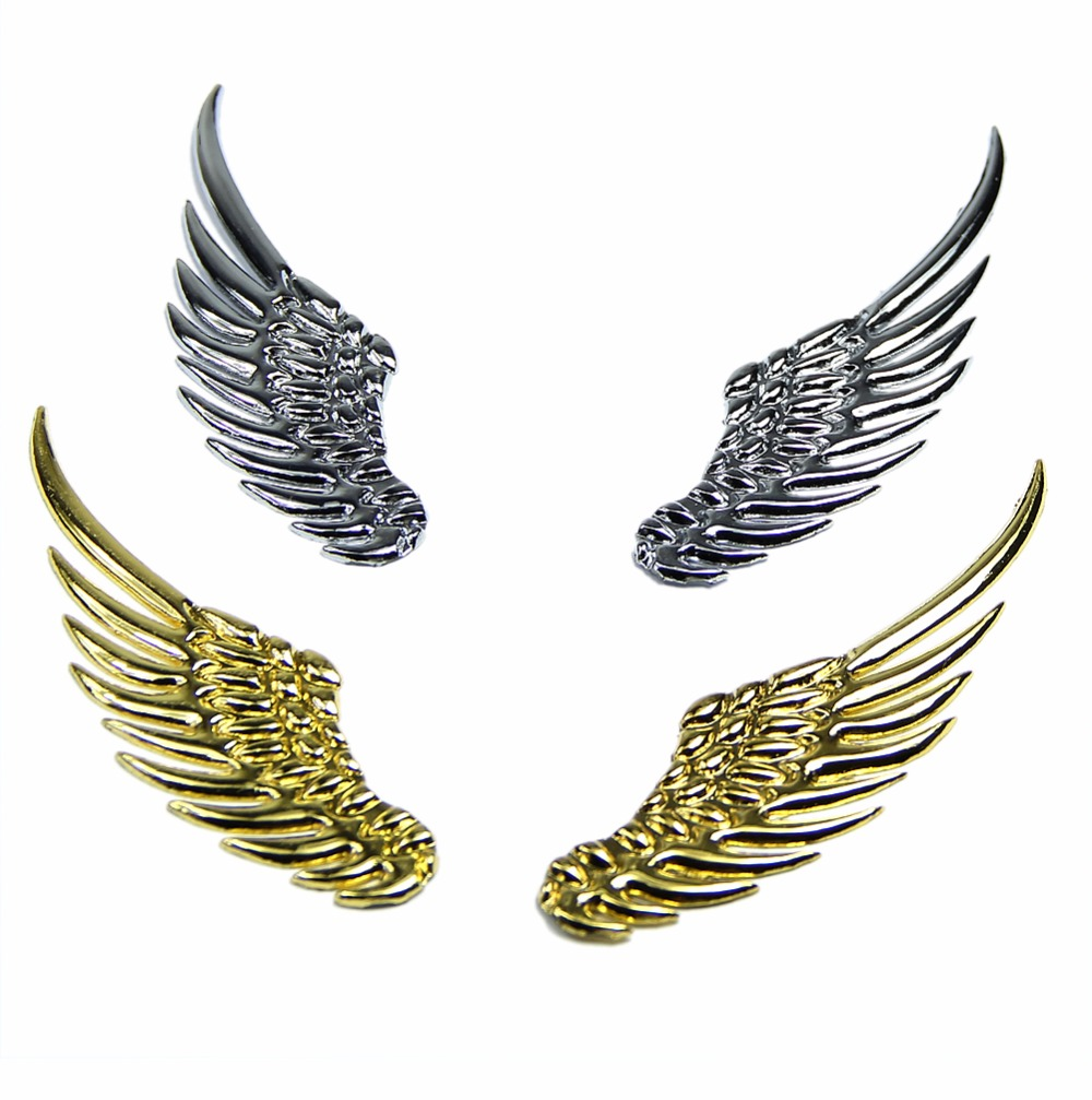 Good quality and cheap car logo wings in Store Xprice