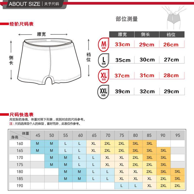 Ropa interior Modal bóxer troncos algodón alta calidad hombres ropa ... 93d03ef33478