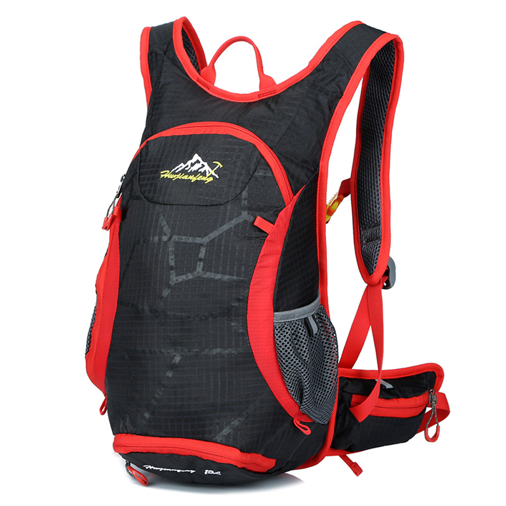 15L Bicycle Cycling Rucksack Sports Backpack Hydration Pack Outdoor Hiking Climbing Water Bag Riding Travel Backpack 6 Colors [naturehike] outdoor waterproof ultralight rucksack cycling bike camping climbing hiking backpack 15l 5 colors