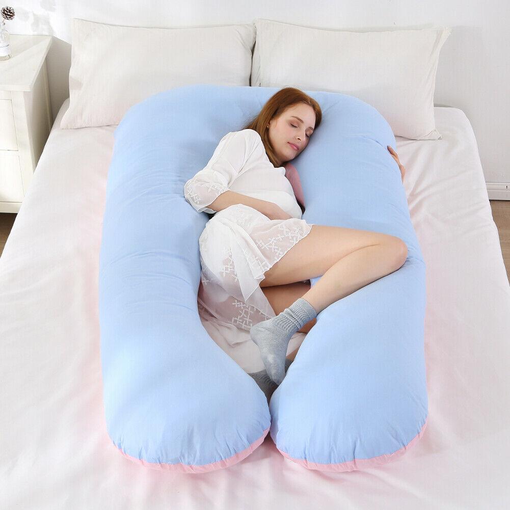 U Shape Pregnancy Pillow Bedding Full Body Comfortable Cushion for Pregnant SALE