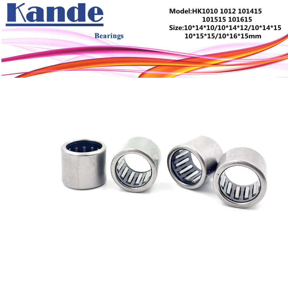 HK1010 HK1012 HK101415 HK101515 HK101615 Needle Bearings Needle Roller Bearing 10X14X10 10X14X12 10X14X15 10x15x15 10x16x15 na4917 4544917 needle roller bearing 85x120x35mm