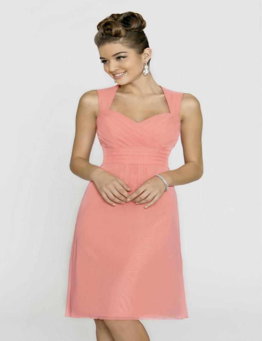 Famoso Jr Dama De Honor Barato Colección - Colección de Vestidos de ...