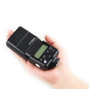 Image 3 - Godox TT350F מיני Speedlite פלאש עבור Fujifilm X T20 X T3 TTL HSS GN36 1/8000S 2.4G אלחוטי מערכת/X1T F טריגר משדר