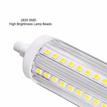 LED Ersatz Für Halogenlampe   LED R7S 72LED Dimmbar Mais Licht 10W 240V (Gleichwertigen Ersatz 100W Halogen Lampe) Dimmbare 360 Strahl Winkel (2 Pack)
