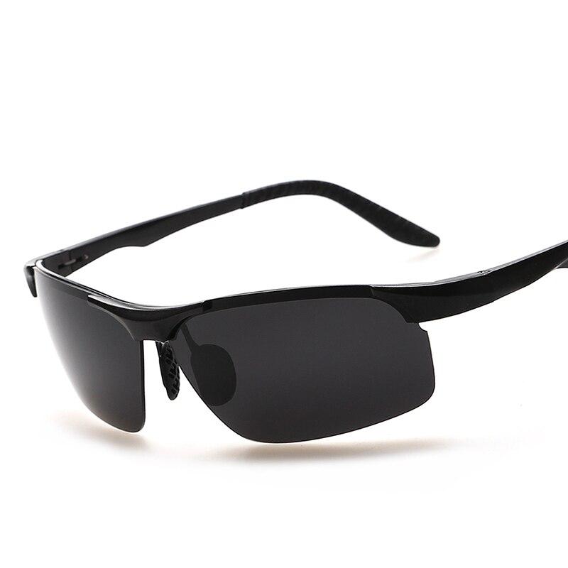 c473b98ca3332 Laura Fadas Marca Designer UV400 Polarizada Óculos De Sol Dos Homens Legal do  Estilo Ao Ar Livre de Alumínio e Magnésio Óculos de Sol 2016