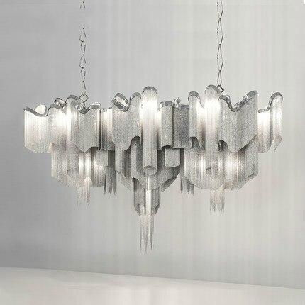 Postmodernen Italien design hängende lampe innenbeleuchtung foyer ...