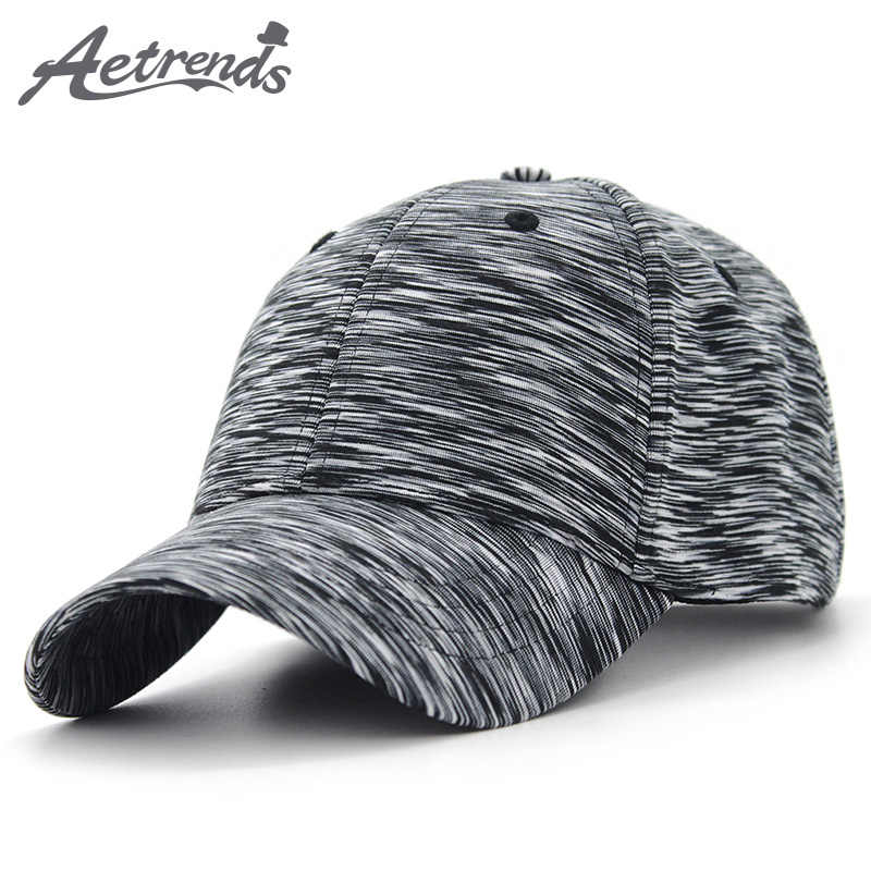 610bf490e74  AETRENDS  2018 New Plaid Sport Baseball Cap Men Women Cotton Snapbacks  Outdoor Baseball Hats