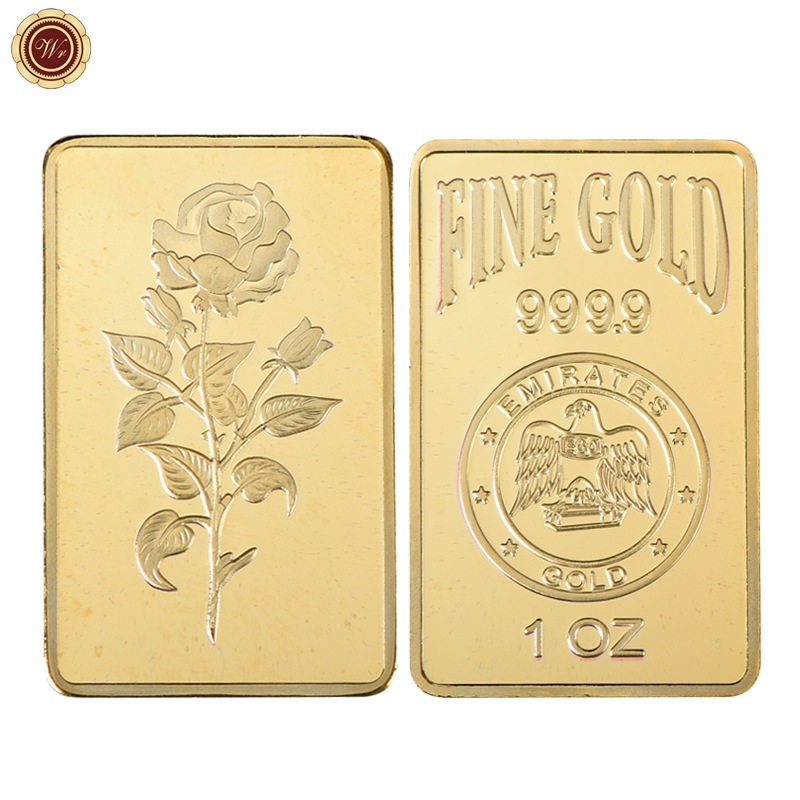 Emirate 1 Unzen Feine Gold Bar