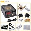 Chuse produtos de Beleza Completo Suprimentos maquiagem permanente máquina sobrancelha Kits Tattoo Machine Gun Profissional rotary Kits