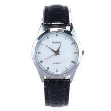 Relogio Feminino New Fashion Classic Lady Womens Girl Unisex Leather Quartz Wrist Watch clock drop shipping