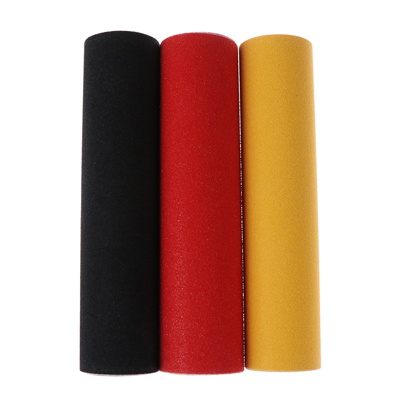 1pc Professional PVC Waterproof Skateboard Deck Sandpaper Grip Tape Griptape Skating Scooter Sticker  84*23CM