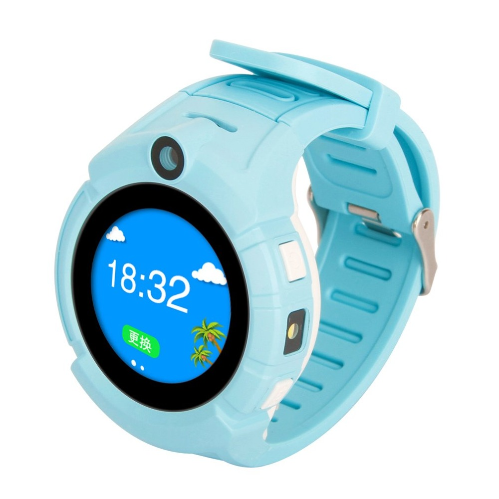 Children Smart Watch Safe-keeper Sos Call Anti-lost Monitor Real Time Tracker Base Station Location Gps Watch Smartwatch For Kid Watches Digital Watches