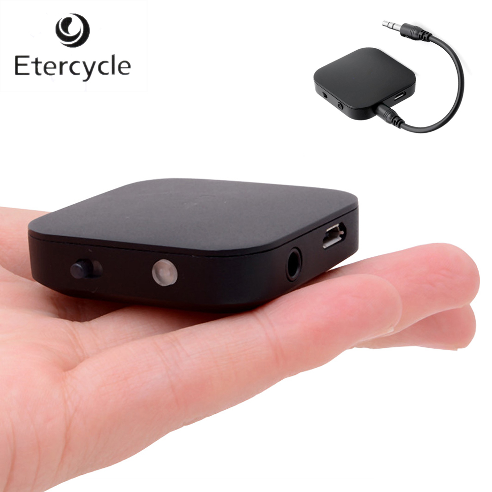 Portable Audio 2 in 1 Bluetooth Transmitter and Receiver 3 ...