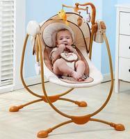 Ребенка кресло качалка электрический стул Колыбель .. Шезлонг