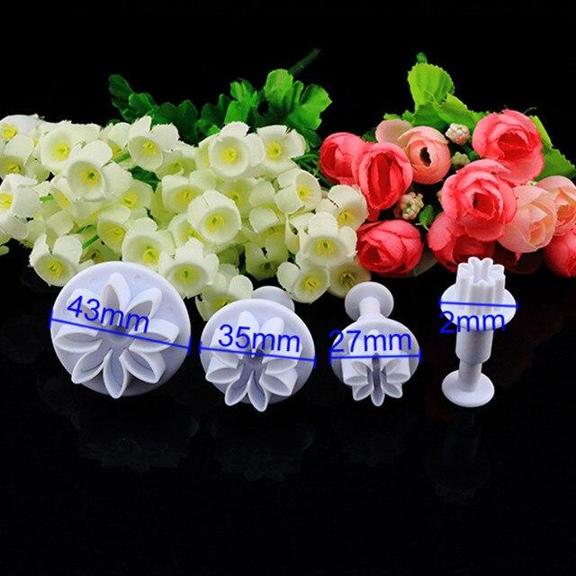 aliexpress: acheter 4 pcs/ensemble cinq fleurs de tournesol