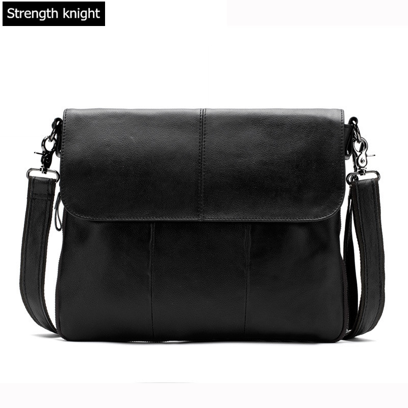 Genuine Leather Fashion Men Bags Men Messenger Bags Business Men's Travel Bag Man Leather Crossbody Shoulder Bag Handbags mva genuine leather men bag business briefcase messenger handbags men crossbody bags men s travel laptop bag shoulder tote bags