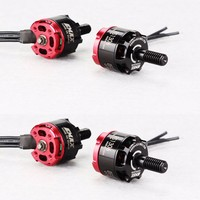 4PC SOriginal Emax RS1306 1306 4000KV 3300KV Race Brushless Motor For FPV Racing Quad Drone GEP130X