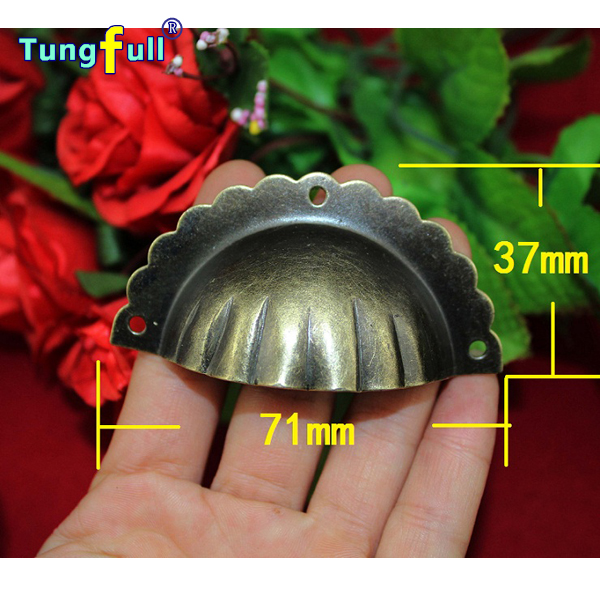 20pcs Antique Bronze Medicine Box Furniture Handles Kitchen Cabinet