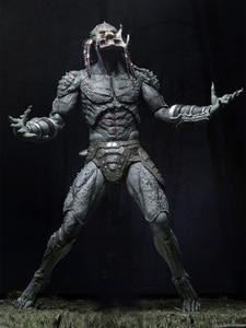 Image 4 - New NECA Original the Predator Armored Assassin PVC Action Figure 23cm Movie the Predator Figure Collectible Model Toy