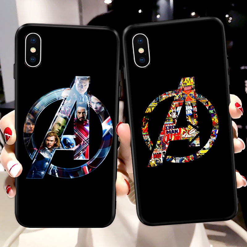 Handys & Telekommunikation Zielstrebig Wunderwerke Fall Für Iphone 6 S Avengers Silikon Telefon Fall Für Iphone X Xr Xs Max 5 5 S Se 6 6 S 7 8 Plus Captain America Fall
