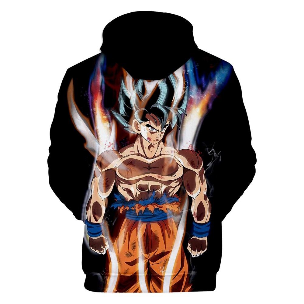 Dragonball Z Goku Streetwear Men/Women 13