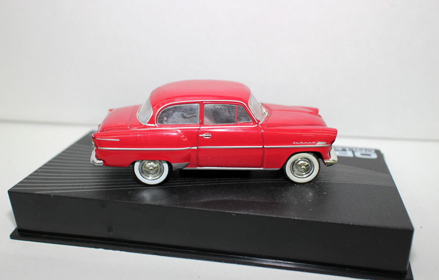 Ix O 1 43 Opel Olympia Rekord 1956 Boutique Alloy Car Toys For