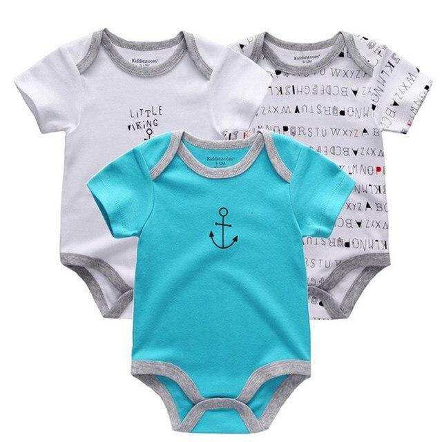 3 Pcs Baby Madchen Kleidung Sommer 2019 Baby Jungen Kleidung Set