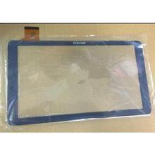 Nuevo Azul 10.1 pulgadas CN100FPC-V1 CN100FPCV1 pantalla táctil capacitiva Sensor de Cristal Digitalizador Reemplazo envío gratis