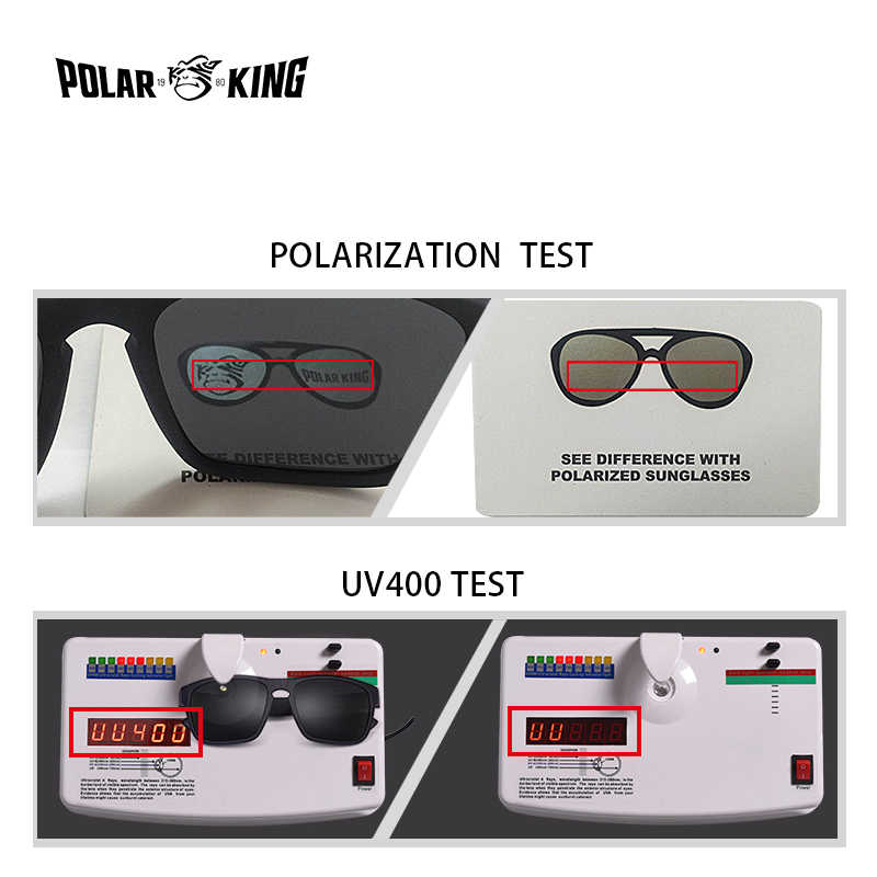 da84033a2a1c5 ... POLARKING Brand Polarized Sunglasses For Men Plastic Oculos de sol Men s  Fashion Square Driving Eyewear Travel ...