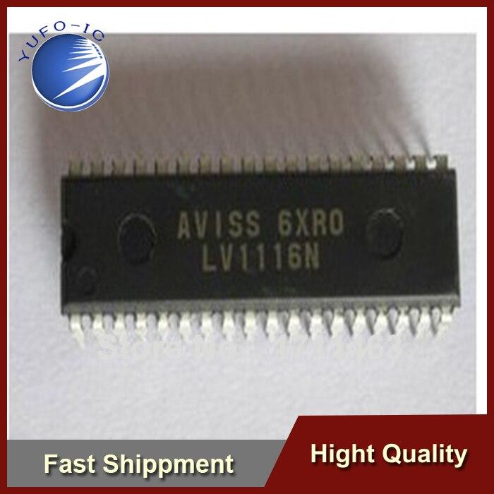 Free Shipping 20PCS audio signal processing circuit LV1116N DIP DIP YF0913