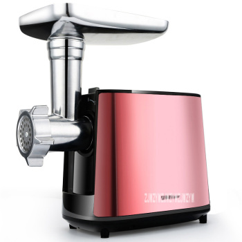 220V Fully Automatic Household Electric Meat Grinder Mincing Machine Stainless Steel Grinder Food Processor RS-JR08A 1