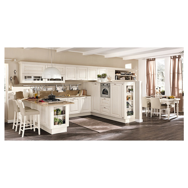 Free Custom Design Modern Kitchen Unit