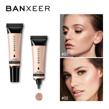 O.TWO.O 6 Colors illuminating Liquid Highlighter Make Up Cream Concealer Shimmer Face Glow
