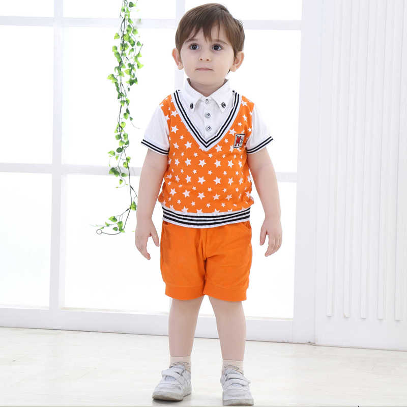 Boy Clothes 5 Years Boys Suits For Weddings Toddler Baby Summer Birthday Dress Formal Gentleman