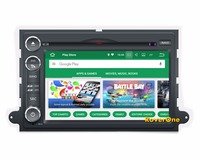 RoverOne Android 8.0 Octa Core Touch Screen Car Radio Stereo DVD GPS For Ford Fusion Explorer 500 F150 F250 F350 Edge Expedition