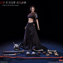 collections action figure TBLeague PL2018-136 1/6 Scale CAREER KILLER KIYOHA Action Figure with head and seamless body motivation and action