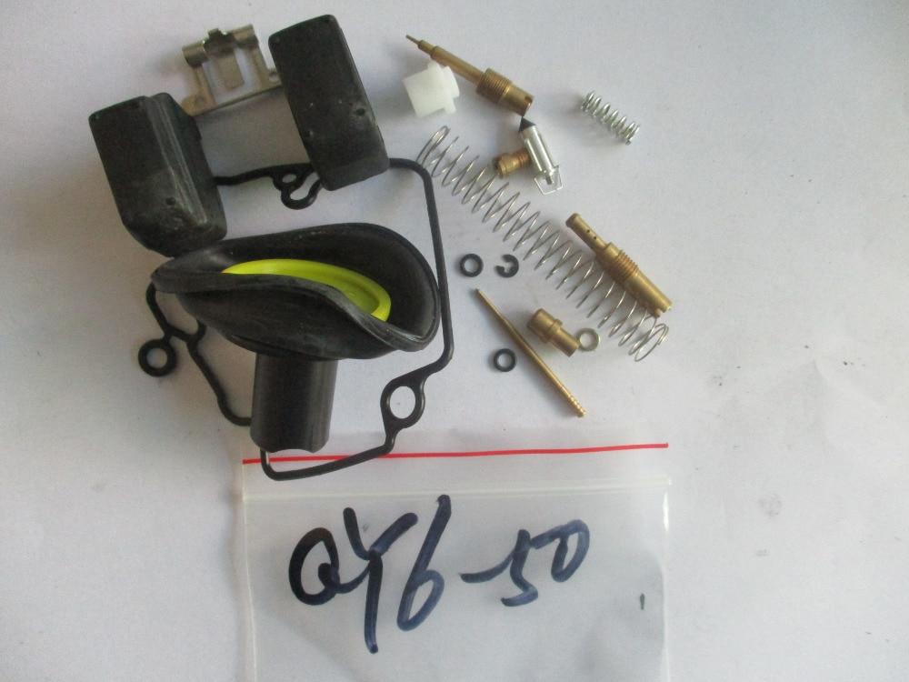 Carburetor repair kit set shop cheap carburetor repair kit set instock carburetor repair kits cr250rgy6 50smash fandeluxe Choice Image