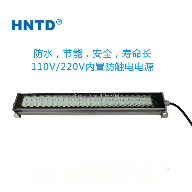 Manufacturer sale good  15W 490mm long 110V/220V LED metal machine tool explosion-proof lighting Waterproof CNC machine lamp good quality ni10 g18 y1 explosion proof