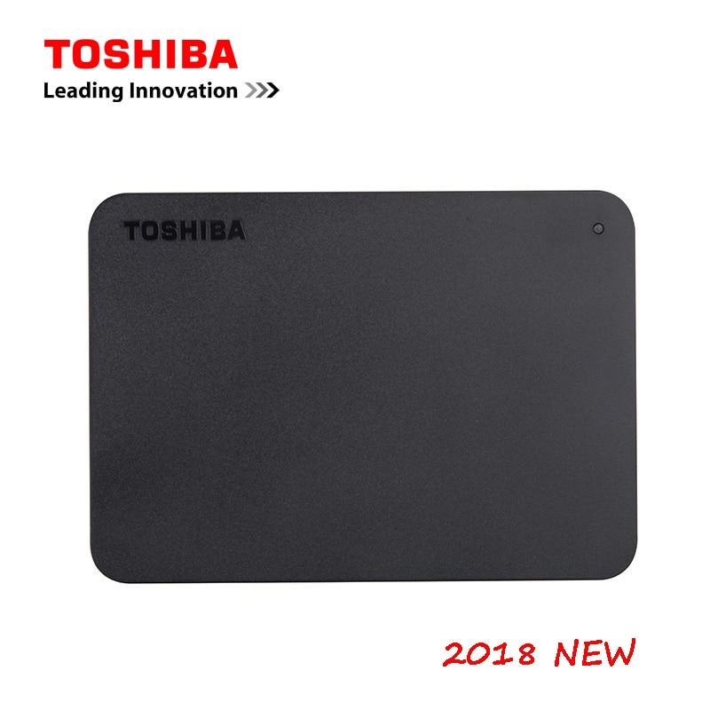 "TOSHIBA Canvio Basics HDD 2.5"" USB 3.0 External Hard Drive 3TB 2TB 1TB Portable Hard Disk externo disco duro externo Hard Drive"