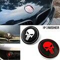 Каратель Череп автомобиля капюшон эмблема значок-украшение для bmw 82 мм X6 M3 седан E39 E46 E36 E90 Замена OEM 51148132375
