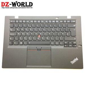 Image 1 - 新しい/Orig thinkpad の X1 カーボン 3rd 世代 20BS 20BT 英国英語バックライトのキーボードタッチパッド 00HT329 00HN974 SM20G18634