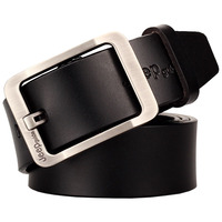 2017 Belt Men Genuine Leather Luxury Brand Strap Classic JEEP Pin Buckle Belts For Mens Designer