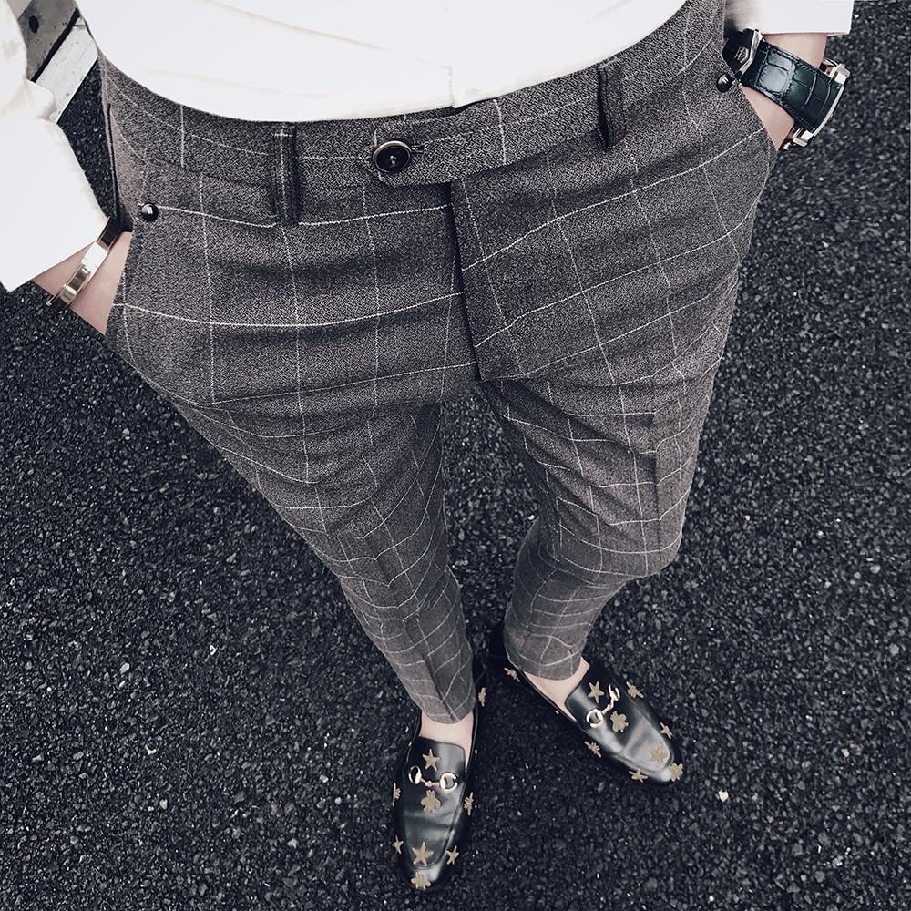 Brand Men's Casual Pencil Pants