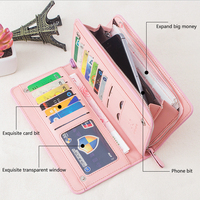 Xiaomi Redmi 3S Redmi Note 4x Luxury Wallet Case Leather Case Cover Universal Mobile Phone Bag