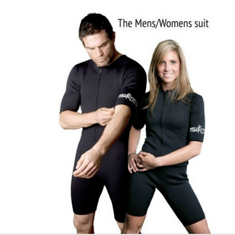 Kutting Weight Loss Sauna Sweat Suit Exercise Neoprene ...