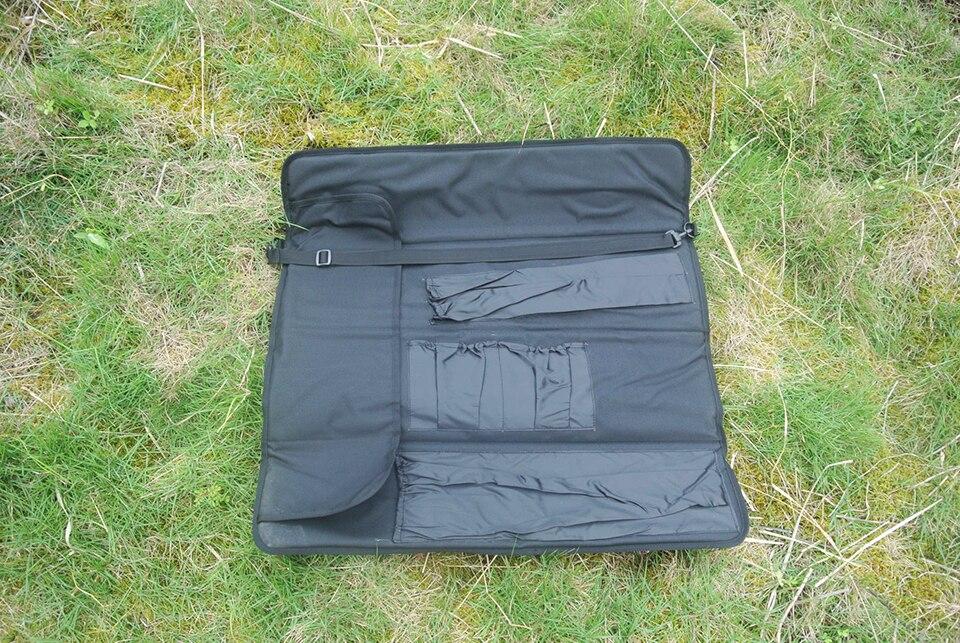 2 Color 70x20cm Recurve Bow Bag 600Dpvc Materials Folding Handbag to Hold Recurve Bow for Archery Hunting Shooting