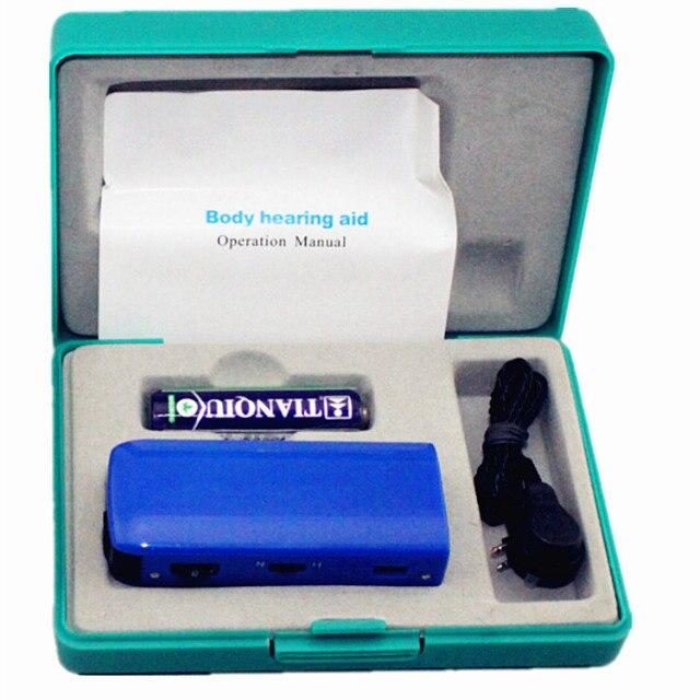 Alta calidad nuevo mejor sonido del amplificador de tono ajustable  audífonos digitales F-22 suministros médicos para el mercado brasileño d716e0d85c4
